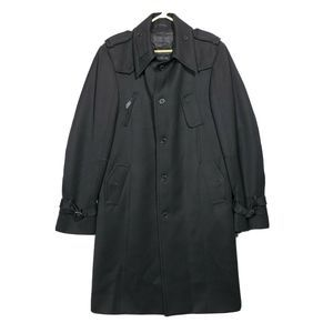 COSTUME NATIONAL HOMME 100% wool Coat